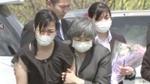 Clip mẹ bé gái người Việt bị sát hại tại Nhật khóc ngất khi đến nơi phát hiện thi thể con mình