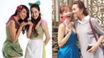 Thanh Hằng - Minh Hằng: Cặp đôi tri kỉ trên màn ảnh lẫn ngoài đời, showbiz Việt mấy người làm được?