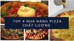 4 nhà hàng pizza nổi tiếng này đã níu chân thực khách bằng cách nào?