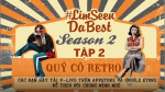 #Limseendabest tập 2: Đẹp 'nức nở' với phong cách retro