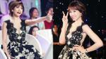 Diện váy xẻ sâu, Hari Won 'hớp hồn' fan với vẻ ngoài quyến rũ