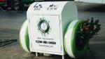 Trải nghiệm sử dụng thùng rác có khả năng 'nuôi cây xanh' đầu tiên ở Việt Nam
