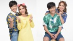 'Nam thần học đường' Gin Tuấn Kiệt nhắng nhít với Diệu Nhi trong bộ ảnh mới