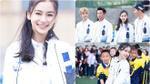 Angelababy, Lộc Hàm nổi bật tại hoạt động công ích cùng dàn cast 'Keep Running'