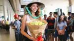 Celine Farach tới rồi 500 anh em ơi! Còn đội nón lá Việt Nam nữa chứ!