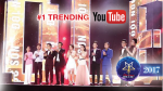 Thần tượng Bolero 2017 tiếp tục xuất sắc thăng hạng #1 Trending của Youtube
