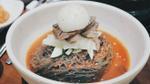 Naengmyeon - Món mì ăn cùng đá lạnh mát rượi đến từ xứ Kim Chi