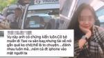 Nhân chứng lên tiếng tố cáo hành động bạo lực của người mẫu trẻ với điều hành taxi Vinasun