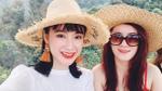 Angela Phương Trinh khoe ảnh mẹ trẻ đẹp như chị gái