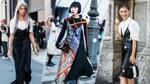 Các tín đồ thời trang đã biến hóa chiếc váy ngủ trên sàn diễn đường phố như thế nào?