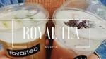 'Trà sữa hoàng gia' Royal Tea chính hiệu đã cập bến Sài Gòn