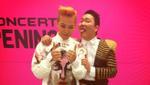 Sau IU, G-Dragon lại lẳng lặng 'góp giọng' trong album của PSY