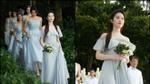 Phù dâu Lưu Diệc Phi xinh như tiên giáng trần trong đám cưới bạn thân