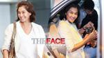 'Chị Đại' The Face Thailand Lukkade Metinee bất ngờ có mặt tại sân bay Tân Sơn Nhất