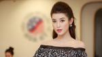 Á hậu Huyền My khoe vẻ đẹp 'không góc chết', tất bật chuẩn bị thi Miss Grand International 2017