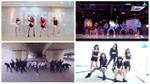 BTS và Black Pink dẫn đầu top idol được fan Việt say mê dance cover nhất