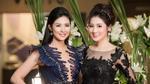 Á Hậu Tú Anh - Hoa hậu Ngọc Hân ngày càng thân thiết như hai chị em