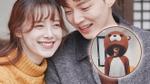 Kỉ niệm 1 năm ngày cưới, Ahn Jae Hyun 'biến hình' thành gấu Teddy chiều vợ Goo Hye Sun