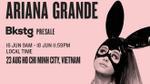 NÓNG: Ariana Grande đến TP HCM ngay trong tháng 8 với giá vé 'cực mềm'!