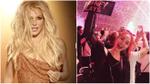 Minh Hằng rạng rỡ 'quậy hết nấc' xem show diễn Britney Spears tại Đài Loan
