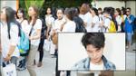 Fan Vũ Cát Tường xếp hàng dài ăn mừng MV 'Cô gái ngày hôm qua'