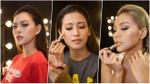 Tú Hảo, Phan Ngân, Quỳnh Như,…thí sinh nào của The Face sở hữu đôi môi nhũ vàng lấp lánh khiến bạn ấn tượng nhất?