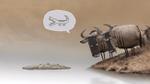 Hai chú bò tranh cãi về 'cái thứ dưới sông' và bài học đắt giá về lối sống sai lầm ai cũng mắc phải