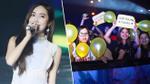 Một đêm không thể quên: Jessica và fan Việt cùng hòa giọng dưới cơn mưa nặng hạt