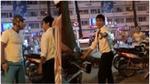 Tài xế taxi bị người đàn ông nước ngoài hành hung ngay giữa trung tâm Sài Gòn