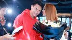 Minh Hằng tiết lộ uống rượu cho say để đóng 'cảnh nóng' cùng Rocker Nguyễn
