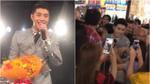 Noo Phước Thịnh trình diễn loạt hit cực 'máu lửa' cùng đông đảo fan tại Nhật