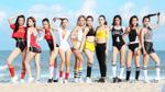 Tiết lộ hậu trường 'nóng bỏng' dưới nắng của các thí sinh The Face tập 4