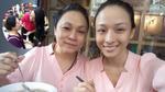 Vừa tại ngoại, Trương Hồ Phương Nga cùng mẹ đã đi ăn bún hải sản và làm đẹp