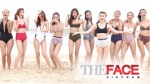 'Rụng rời' ngắm Top 10 The Face diện bikini quay MV cùng Bảo Thy