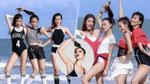 Dáng pose của Minh Tú có gì hot mà cặp đôi 'oan gia' Thiên Nga - Tú Hảo đều đồng lòng học hỏi?