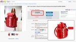 Bị nâng giá lên tới 5000 USD, tín đồ Louis Vuitton x Supreme có nguy cơ 'ăn quả đắng' khi mua hàng trên eBay