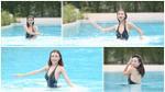 Đột nhập hậu trường thử thách chụp ảnh tương tác với nước đầy mê hoặc của top 10 The Face