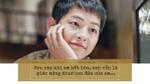 Dear Song Joong Ki, anh yêu chị bình yên nhé, tụi em ổn!