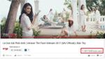 Sau 4 ngày, MV 'Là con gái phải xinh' phiên bản Top 10 The Face đã cán mốc triệu view