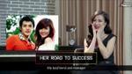9 năm sự nghiệp Đông Nhi được tóm gọn bằng 3 phút trên trang chủ MTV Asia