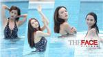 Top 9 The Face hóa 'hoa trong nước' khiến người xem 'mê mệt' trong tập 5 The Face