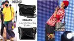 Chiếc túi này có gì đặc biệt mà G-Dragon mang từ sân bay lên thẳng sân khấu tại Thái Lan?