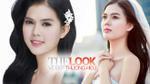 'Bản sao' hoàn hảo của Ngọc Trinh thử sức mình với The Look Online 2017