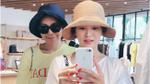 'Cô dâu tháng 10' Song Hye Kyo trẻ trung trong lần đầu lộ diện sau khi công khai tình cảm với Song Joong Ki