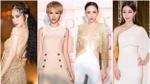 Angela Phương Trinh - Tóc Tiên so kè nhan sắc trong tông màu gold sang chảnh