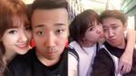Trấn Thành động viên Hari Won trước ồn ào về phát ngôn nhạy cảm