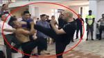 Trong chớp nhoáng, võ sư Karate Việt bị hạ đo ván trước cao thủ Vịnh Xuân-Canada