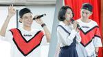Giữa 'bão' scandal, Hiền Hồ bất ngờ xuất hiện cùng Ali Hoàng Dương trong buổi giao lưu với sinh viên
