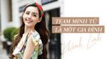 Khánh Linh The Face: 'Team Minh Tú là một gia đình…'