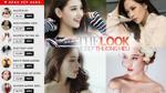 Tích cực kêu gọi bình chọn, dàn 'hot face' Linh Rin, Linh Tây, Thu Hà dẫn đầu The Look Online 2017